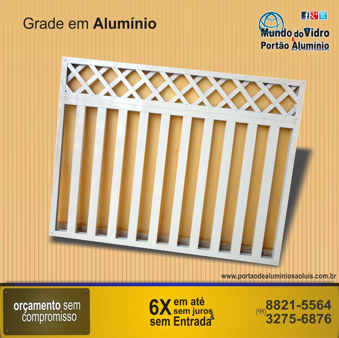 #C39C08  . Portão de Alumínio e Vidro em São Luís MA Mundo do Vidro 114 Janelas De Vidro Em São Luis