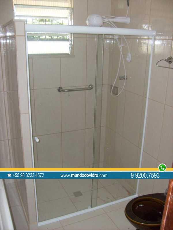 d3d5db0eba8 Box de vidro para banheiro Incolor